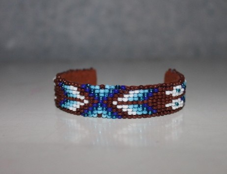 bracelet perle indien